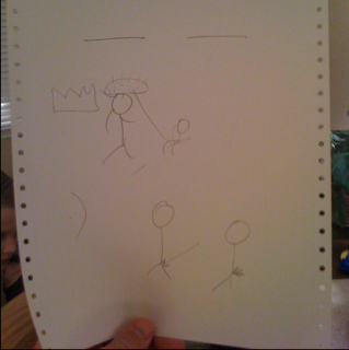 Why I Stink at Pictionary
