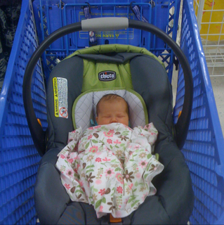 She Share's My Enthusiasm For Shopping